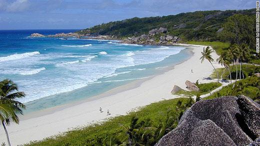 Grand Anse, La Digue (Seychelles)