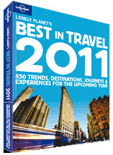 Lonely Planet - Best í Travel 2011