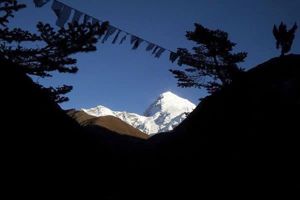 Jomolhari Peak, Butão