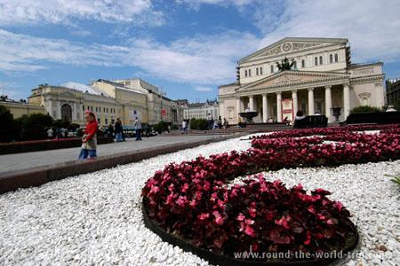 Teatro Bolshoi, Moscovo