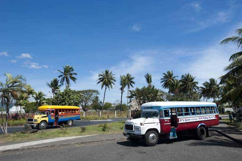 Estació d'autobusos d'Apia