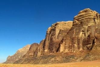 Wadi Rum, Jórdanía