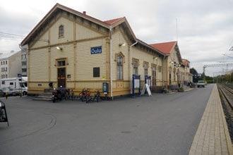 Oulu Station