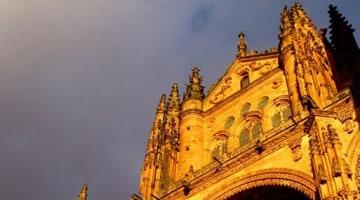 Quatro olhares sobre Salamanca (Eurasia #03)
