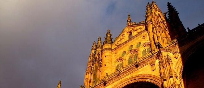 Quatro olhares sobre Salamanca - Eurásia