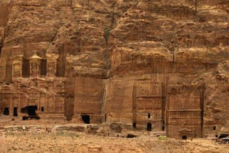 Petra, Jórdanía