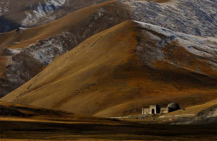 Rota da Seda: Quirguistão
