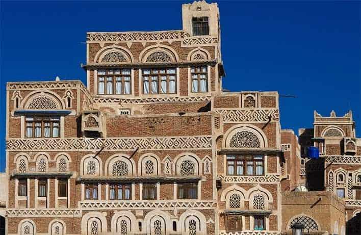 Sana, capital do Iémen