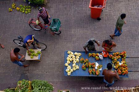 Fotos de Belém do Pará: mercado Ver-o-Peso