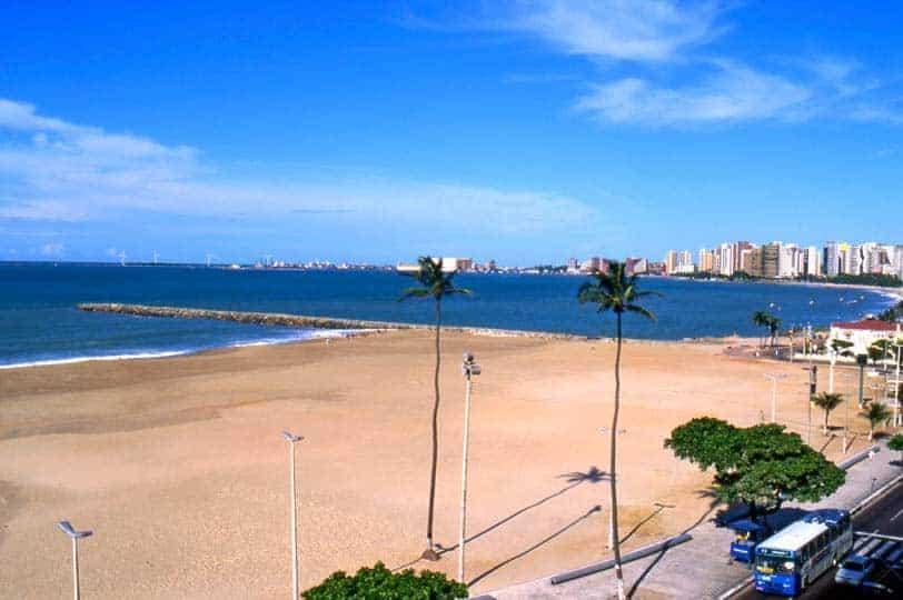 Praia de Iracema, Fortaleza
