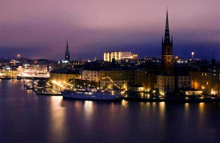 Stokholma, Zviedrijas galvaspilsēta