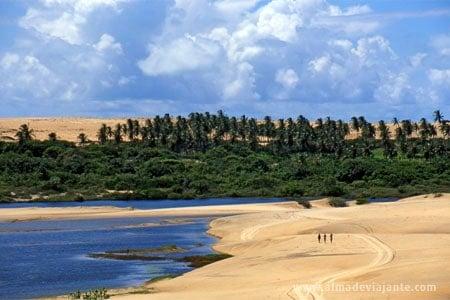 Lagoa de Uruaú, Berberibe, Ceará