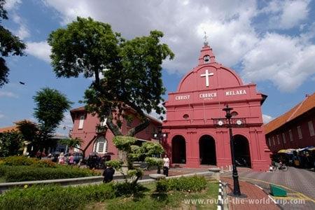 Igreja do Cristo, Malaca