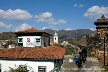 República de estudantes, Ouro Preto