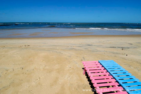 Praia de Itacemirim, Porto Seguro, Bahia