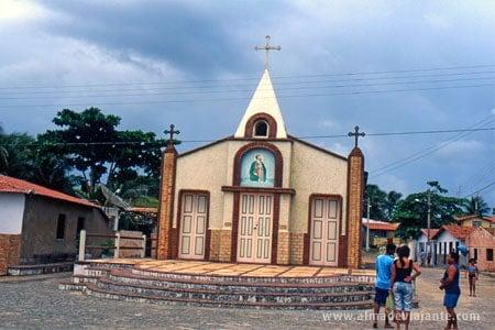 Igreja de Morro Branco