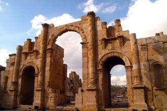 Ruínas de Jarash, Jordânia