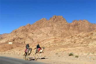 Península de Sinai