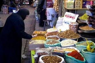 Damaskus, Sýrland