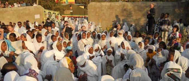 Etiopija, kontrastų šalis