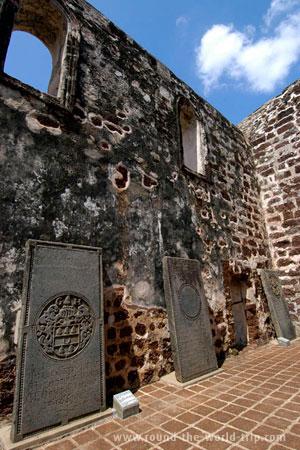 Ruínas da Igreja de S. Paulo, Malaca
