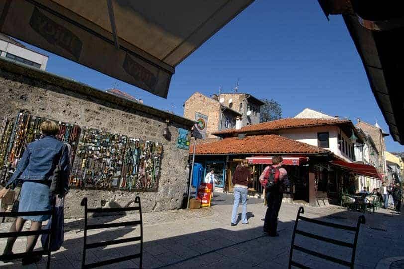 Cafés de Sarajevo