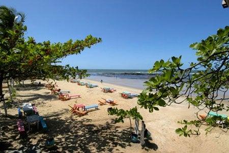 Itacemirim Beach, Porto Seguro