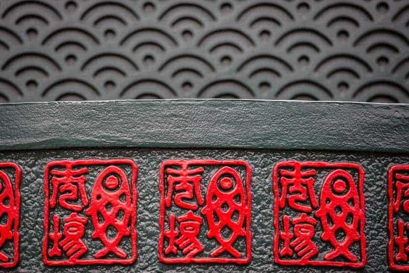 Templo budista de Sensoji, em Asakusa.