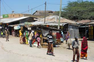 Viagem entre Adis Abeba e Mombaça