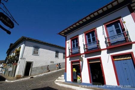 Rua de Mariana, Minas Gerais