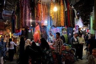 Erbil Bazaar