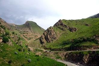 Írak Kurdistan