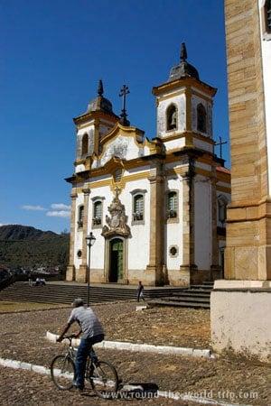 Igreja de São Francisco de Assis, Mariana