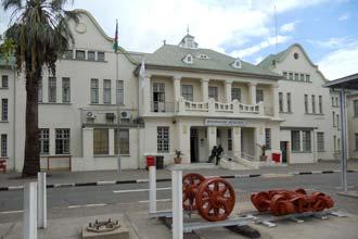 A capital Windhoek