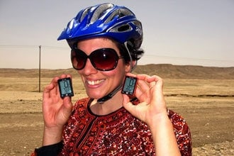 Conta-quilómetros da viagem marca 7.000 km, no Irão