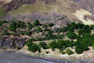 Aldeia afegã