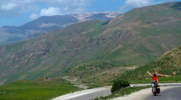 Pedalando na Hamilton Road (Eurasia #19)