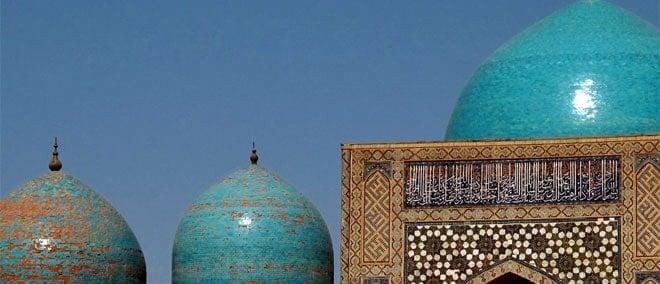 À descoberta da Ásia Central - Eurásia