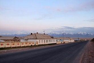 Sary Tash, no Quirguistão