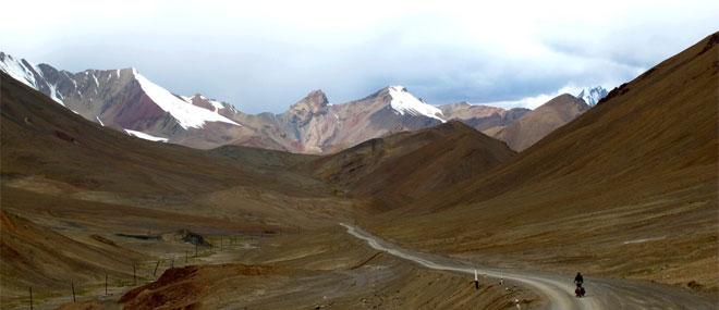 Pamir Highway: No topo das montanhas - Eurásia