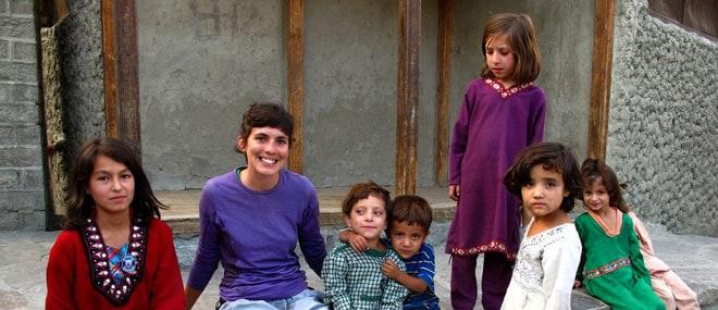 Óvart í Pakistan - Eurasíu