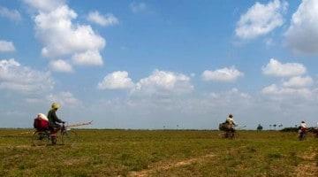 Como complicar o simples, ou a estrada até Phnom Penh (Eurasia #36)
