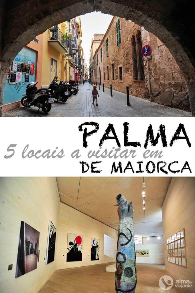 5 locais a visitar em Palma de Maiorca