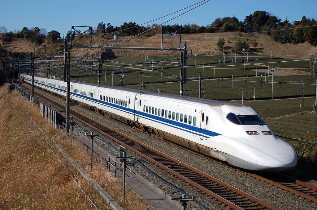 Usar o Japan Rail Pass no Shinkansen