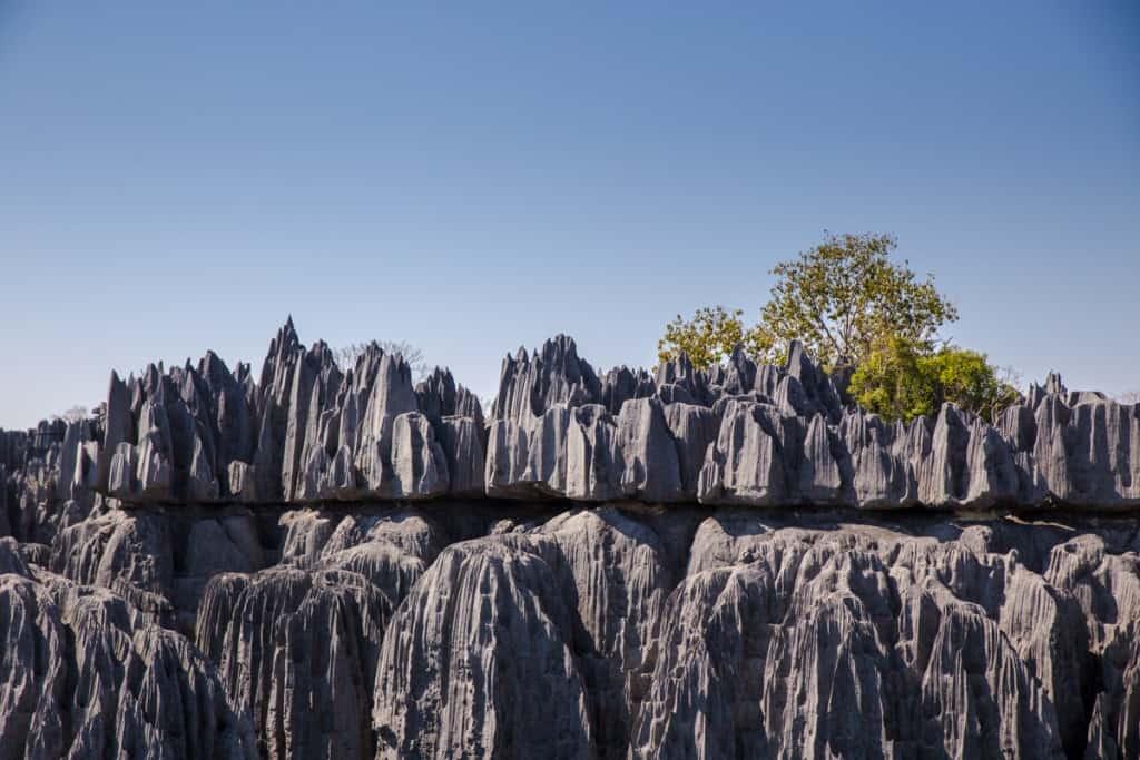 Parque Nacional Tsingy, Madagáscar