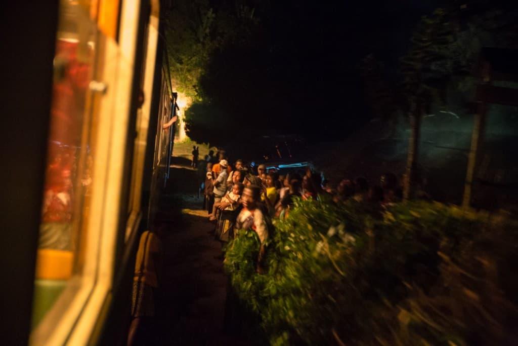 Viagem de comboio (Fianarantsoa a Manakara