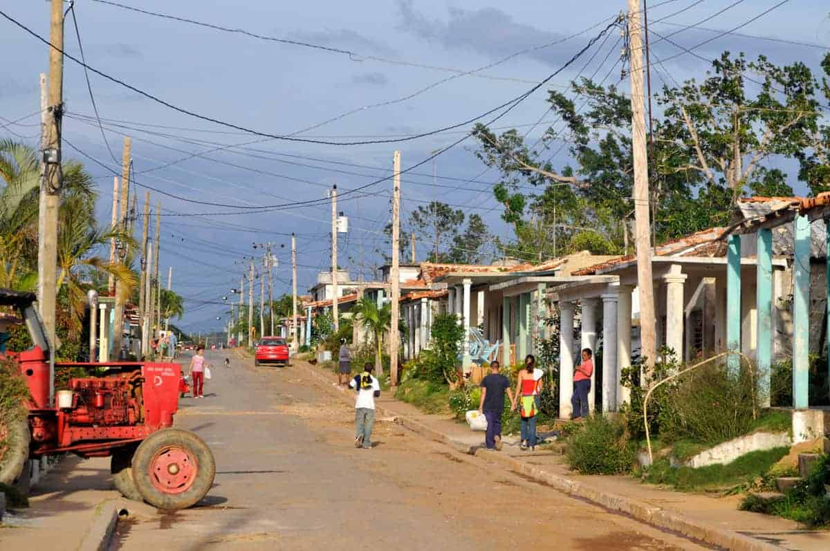Rua de Viñales, Cuba