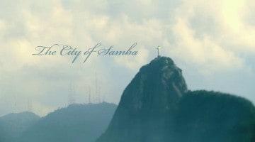 A cidade do Samba