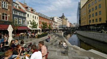 Aarhus, face jovem e boémia da Dinamarca