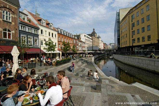 Aboulevarden Aarhus, Dinamarca